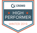 G2 Crowd Top Performer Shield