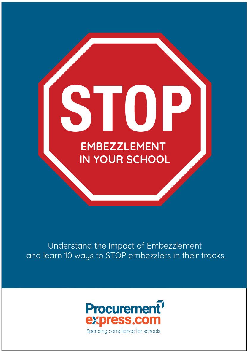 Stop School Embezzlement